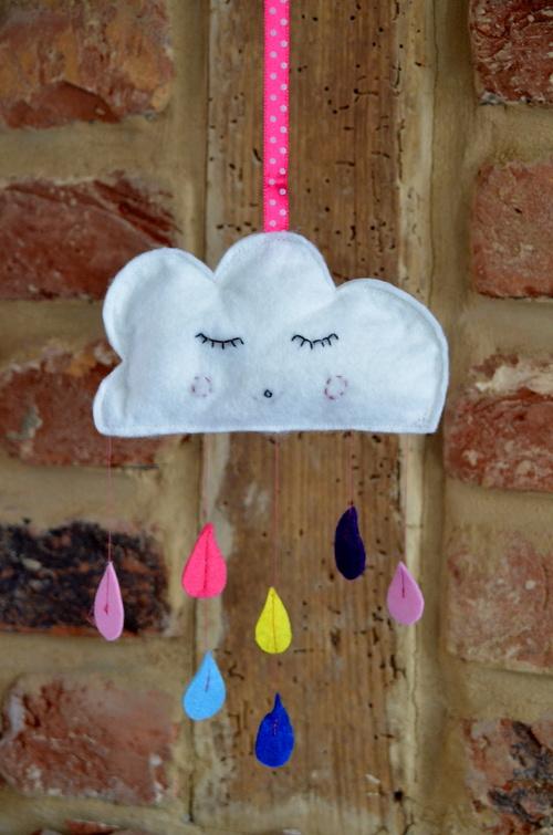 Un bien joli nuage...