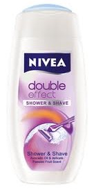 DOUBLE EFFECT SHOWER & SHAVE | NIVEA