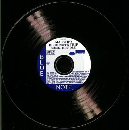 Blue Note Trip Volume 6 Maestro : Somethin' Old/Somethin' Blue CD Blue Note Records 0946 3961702 9 [ NL ]