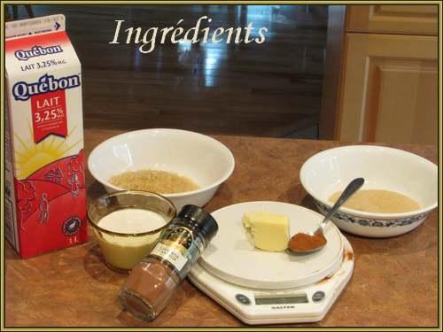 Teurgoule : recette normande