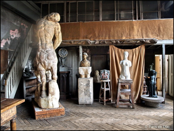 L'Atelier de Bourdelle
