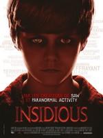 Insidious affiche