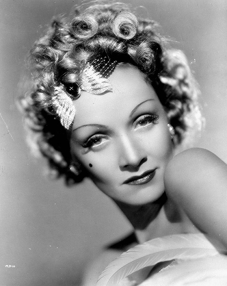 Fashion Icon Biography Marlene Dietrich