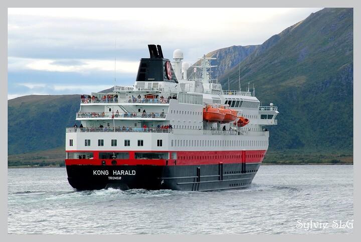 Bateaux norvégiens