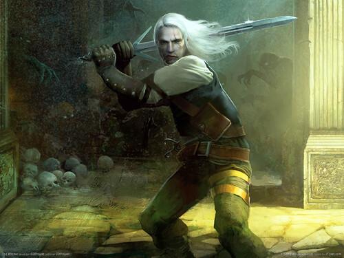 [médiéval-fantastique] Série Sorceleur - Andrzei Sapkowski