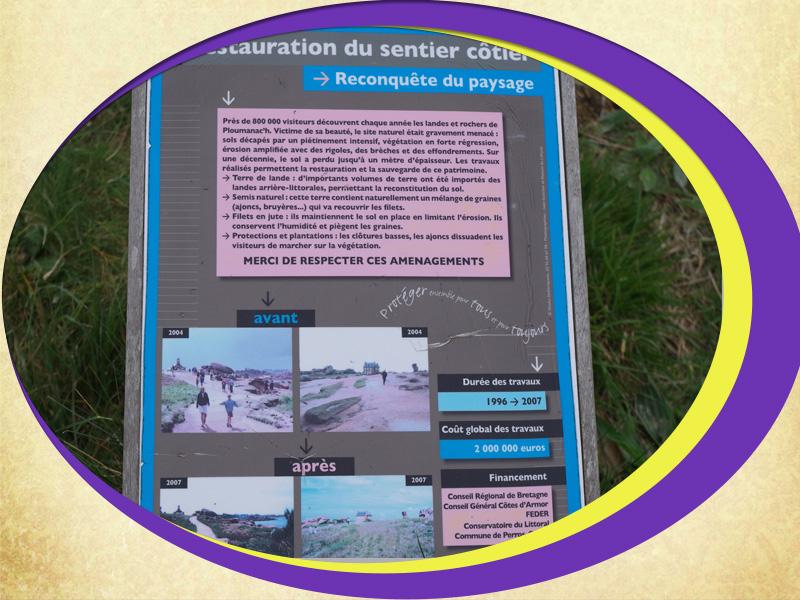 22168 Perros Guirec Ploumarach cote de granit rose