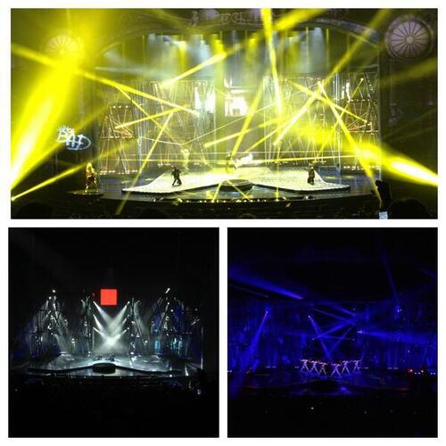 Michael Jackson ONE le nouveau spectacle du Cirque du Soleil