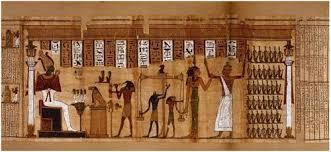 """Résultat de recherche d'images pour """"image sur la pesée du coeur en egypte"""""""
