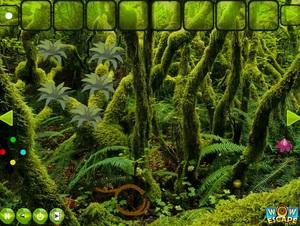 Jouer à Jungle book forest escape