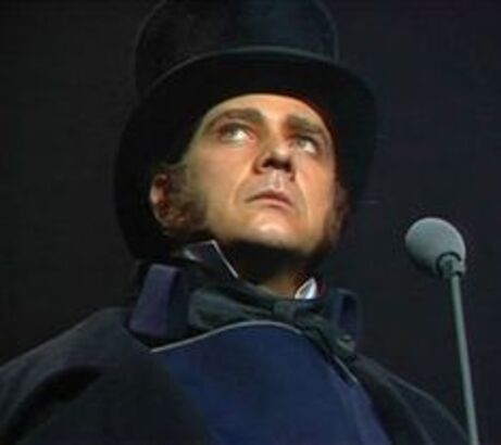 16 - LES MISERABLES -Javert's suicide - Empty Chairs Empty Tables - Beggars At Feast