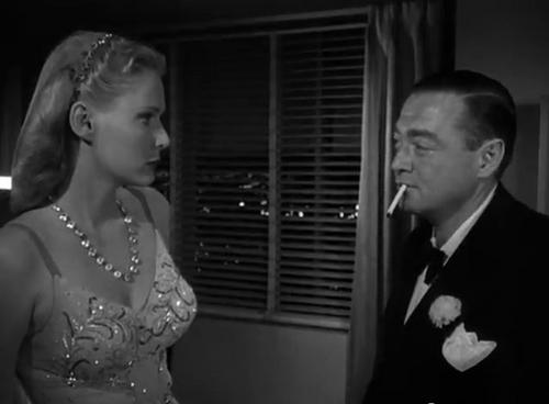 L'ange noir, Black angel, Roy William Neill, 1946