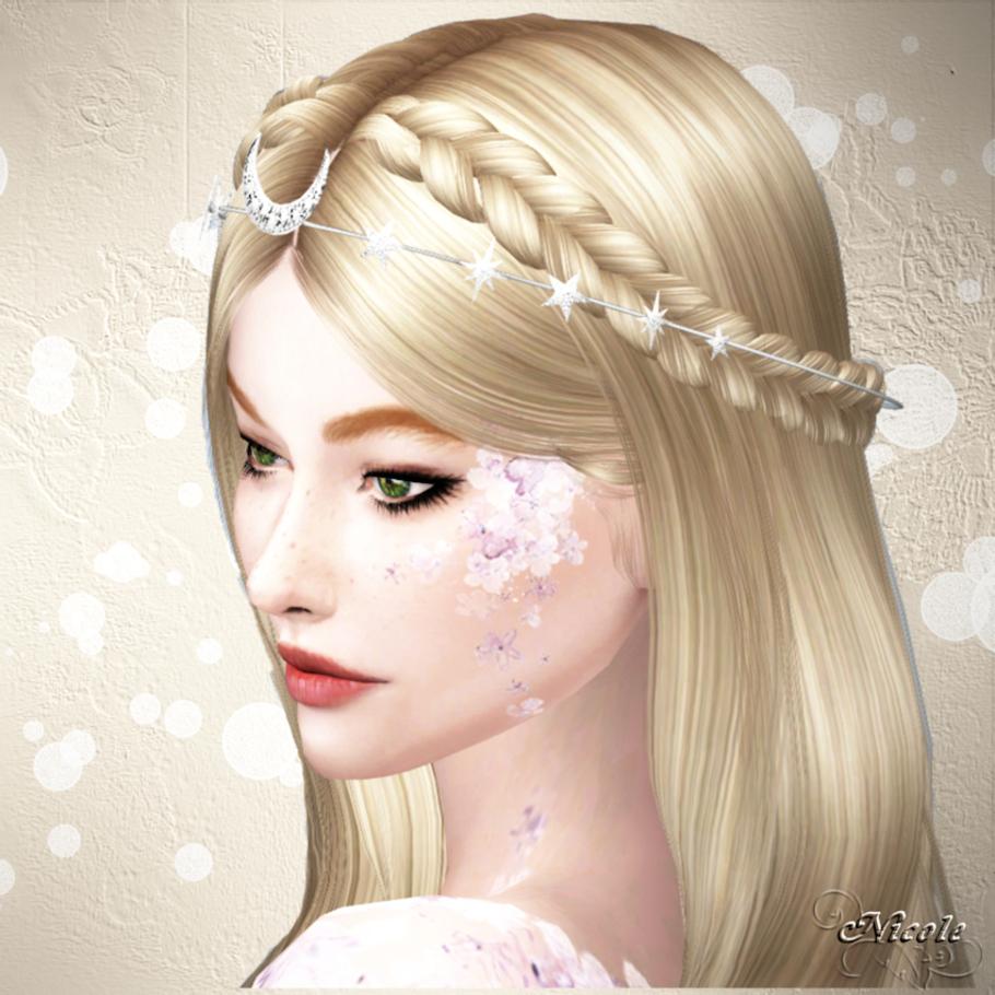 TS4 Sim:  Céliandra
