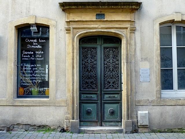 Les portes de Metz 84 Marc de Metz 2012