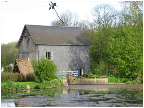Moulin Amour (Eure)