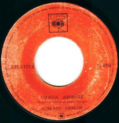 Roberto Carlos - Amada Amante