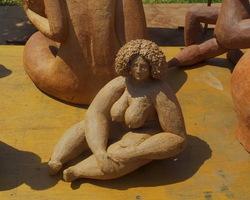La preuve par les détours...Expo collective de sculptures3...27.06.2021...