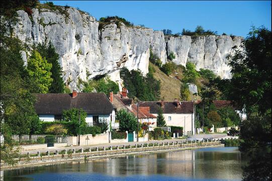 Merry sur Yonne .
