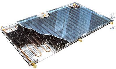 panneau solaire thermique prix quel est le prix d 39 un syst me de panneau solaire thermique. Black Bedroom Furniture Sets. Home Design Ideas