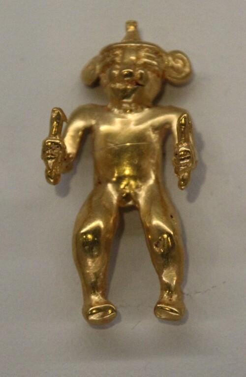 L'or du Costa Rica