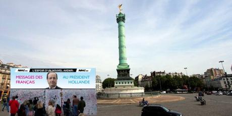 Avaaz s'adresse au nouveau Président de la République.