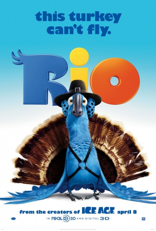 RIO - 3D : BANDE-ANNONCE