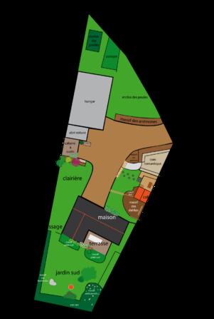 plan du jardin-