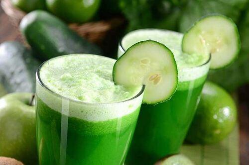 5 bonnes raisons de boire du jus de concombre (bio !)