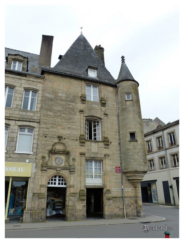 Pontivy ( Morbihan )