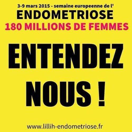 Semaine européenne de l'endométriose
