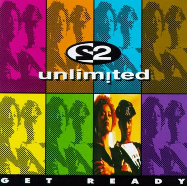 2 Unlimited - Get Ready! [1992]