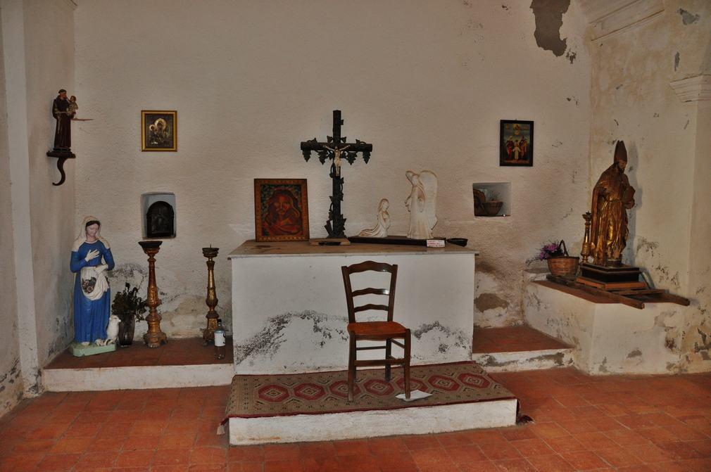 L'Eglise de l'Annunziata - Occi  (Corse)