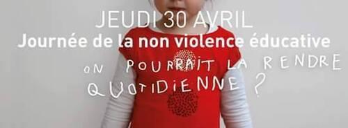Non à la violence éducative ordinaire.