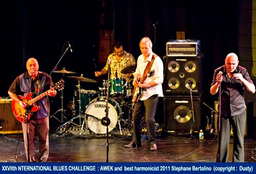 LAMANON : 8 Juillet 2011 - Lam' du Blues