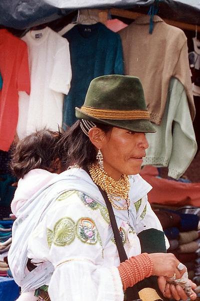 Blog de images-du-pays-des-ours :Images du Pays des Ours (et d'ailleurs ...), Au marché de Pujili (Équateur)