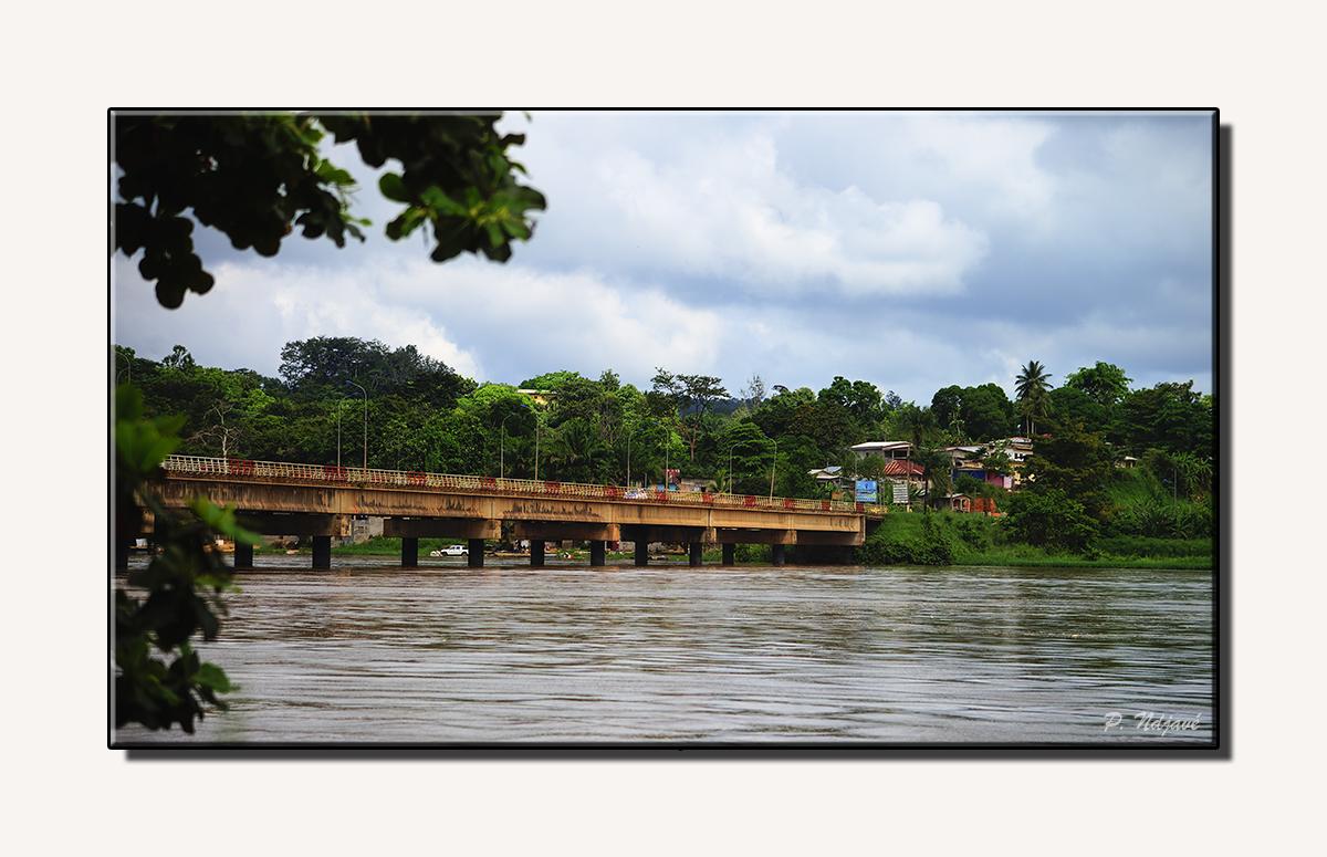 Le bout du pont
