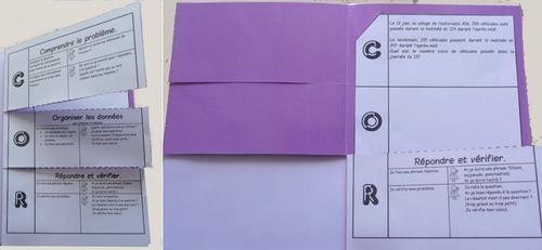 C.O.R:comprendre, organiser et répondre, résolution de problèmes, stratégies, cp, ce1, ce2, cm1, cm2