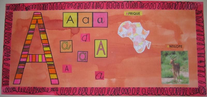Abécédafrique : un abécédaire sur le thème de l'Afrique