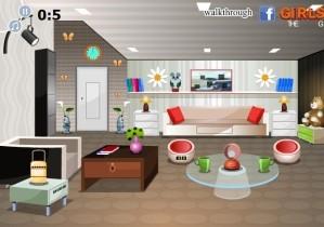 GirlsTheGames - Creative design room escape