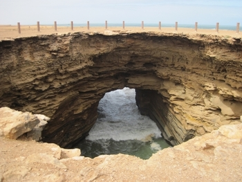 448 Sahara occidental Trou du Diable