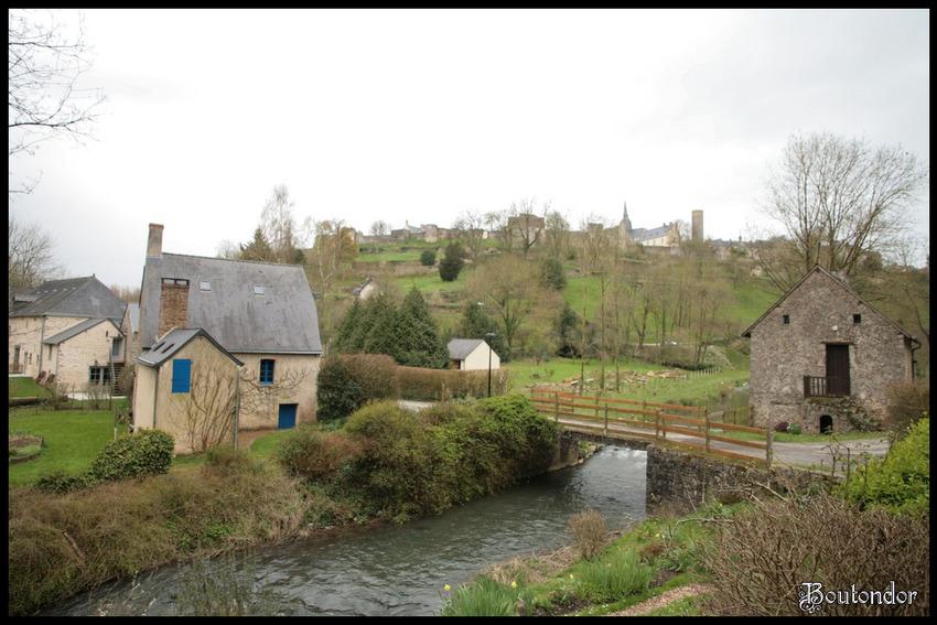 Sainte-Suzanne - 3- (Mayenne 53)