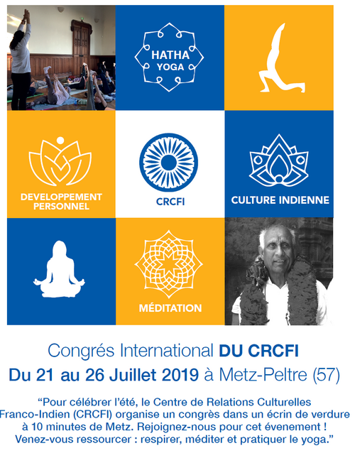 Congrés International du CRCFI.