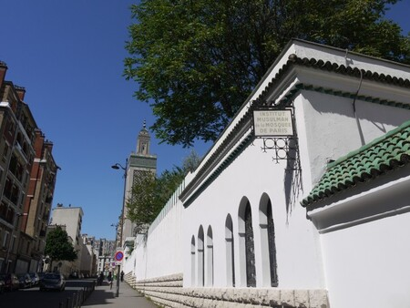 Les trésors de la Grande Mosquée de Paris