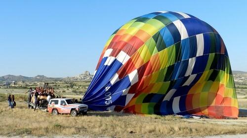 TURQUIE Ballons !