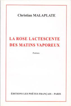 Parutions C. Malaplate :