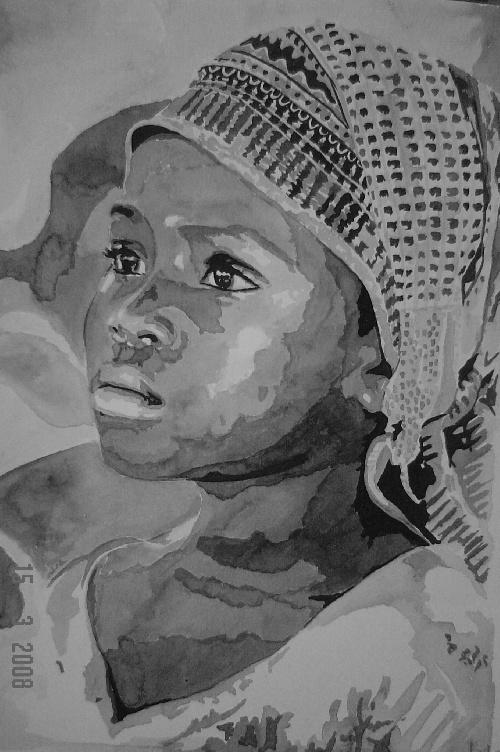 04 - Africaine