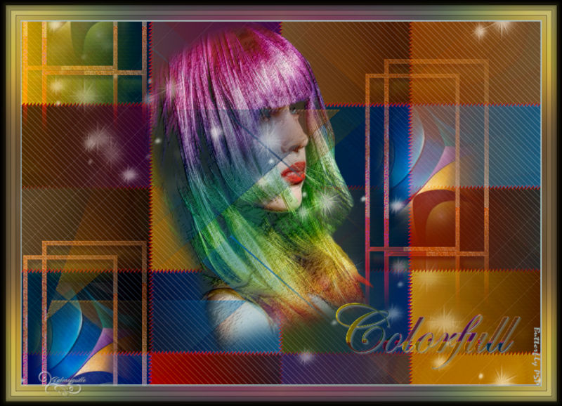 *** Colorfull ***