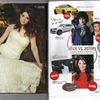 Scans Ashley Greene dans magazine Savvy