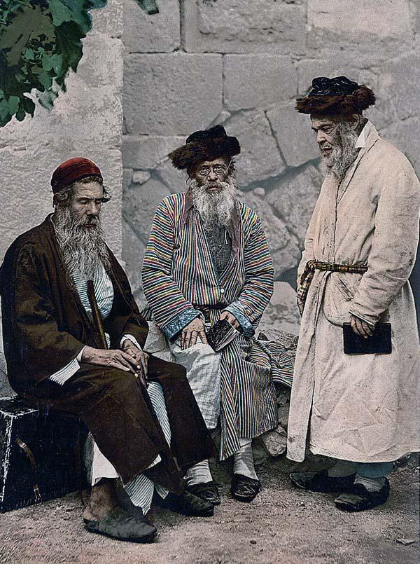 Hebrew Men