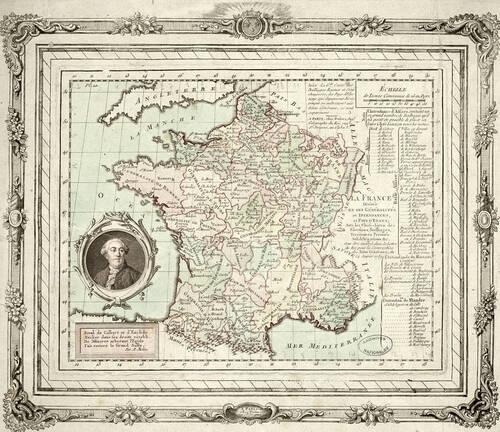 1 Carte de France