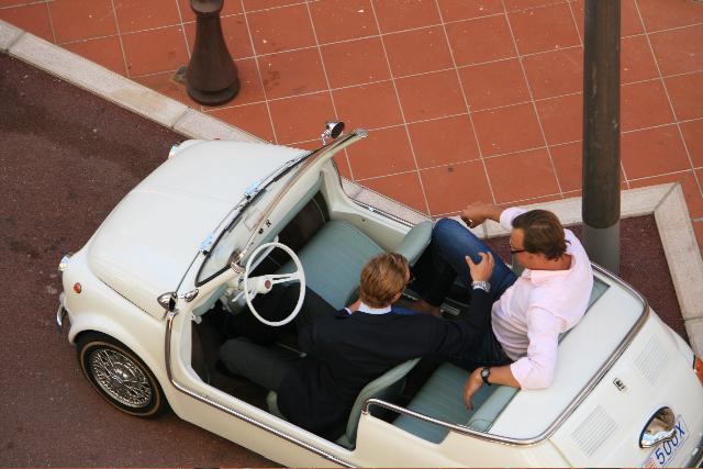 Pierre à Monaco (Merci...)